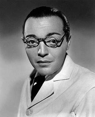 Kitchen Collection - Peter Lorre as Mr. Moto circa 1937 by David Lee Guss
