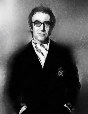 Television Painting - Peter Sellers By John Springfield by John Springfield