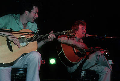 Photograph - Peter White And Al Stewart by Rich Fuscia