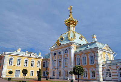 Photograph - Peterhof Place. by Terence Davis