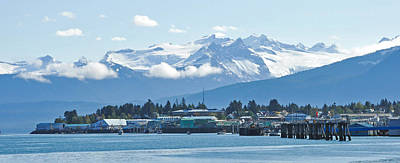 Petersburg, Alaska Art Print by Rocky Grimes