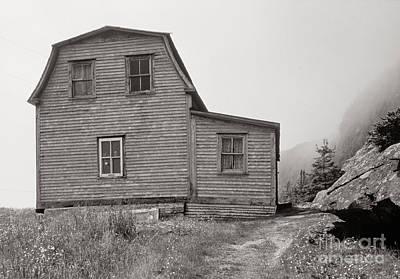 Soap Suds - Petit Forte House #3 by Lionel F Stevenson