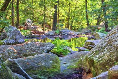 Photograph - Petit Jean State Park by JC Findley