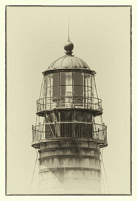 Photograph - Petit Manan Lighthouse by Brian Caldwell
