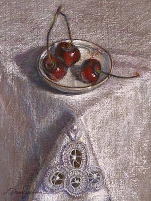 Petite Bowl IIi Art Print by L Diane Johnson