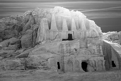 Petra - Jordan Original by Munir Alawi