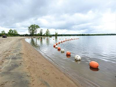Photograph - Petrie Island Beach by Betty-Anne McDonald