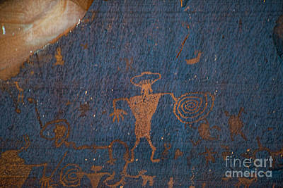 Photograph - Petroglyph by David Arment