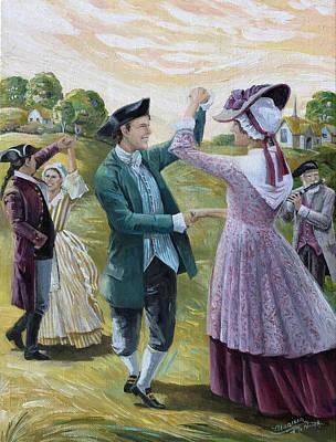 Painting - Petronella by Paula Blasius McHugh