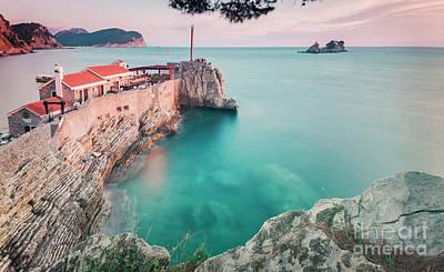 Photograph - Petrovac Montenegro Landscape by Sophie McAulay