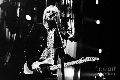 Music Photograph - Petty-95-tom-0502 by Gary Gingrich Galleries