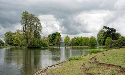 Photograph - Petworth Lake by Michael Hope