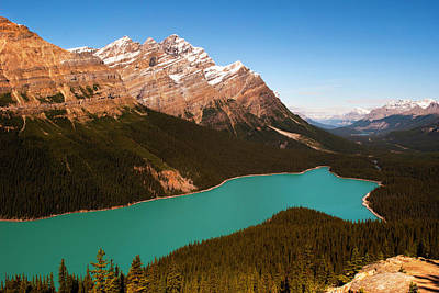 Photograph - Peyto Lake  by Yuri Santin