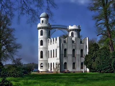 Photograph - Pfaueninsel Castle by Anthony Dezenzio