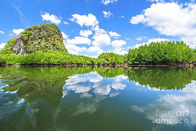 Photograph - Phang Nga Bay by Benny Marty