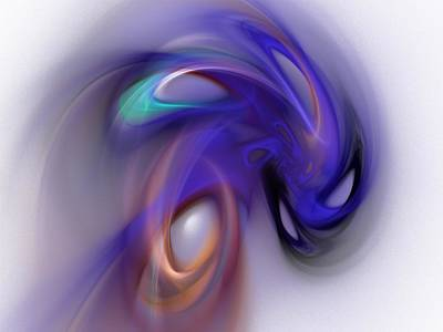Phantasm Digital Art - Phantasm by David Lane