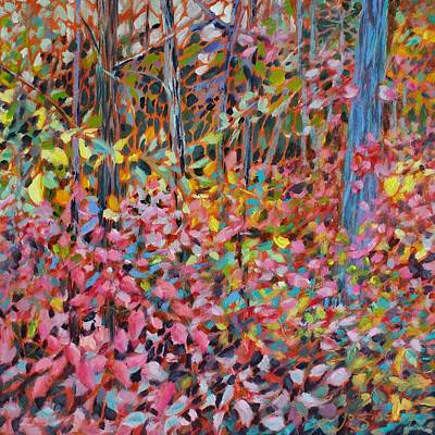 Painting - Phantasmagoria by Joanne Smoley