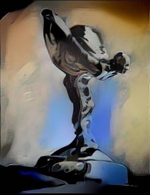 Phantom  Art Print