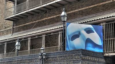 Photograph - Phantom Of The Opera - Broadway by Timothy Lowry
