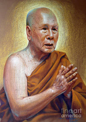 Painting - Phanya Nandhapikku by Chonkhet Phanwichien