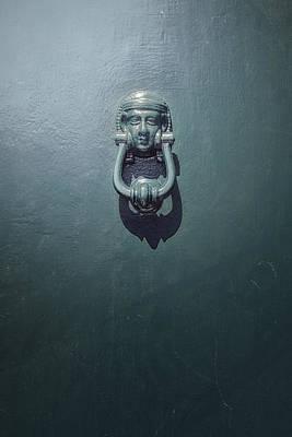 Door Knocker Photograph - Pharaoh by Joana Kruse