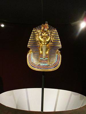 Photograph - Pharaoh On Display by Rosita Larsson