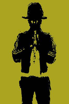 Daft Punk Mixed Media - Pharrell Williams 2b by Brian Reaves