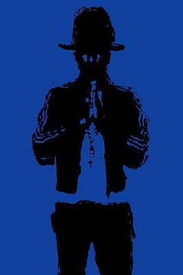 Daft Punk Mixed Media - Pharrell Williams 2e by Brian Reaves