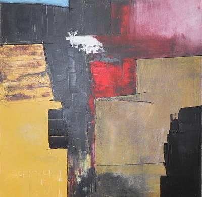 Painting - Phases by Noel Jones