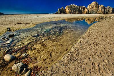 Pheiffer Beach #1 - Big Sur California Art Print