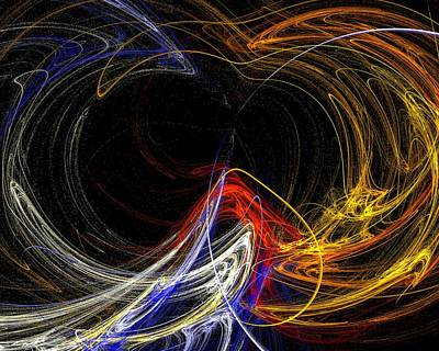 Digital Art - Phenix by Mike Turner