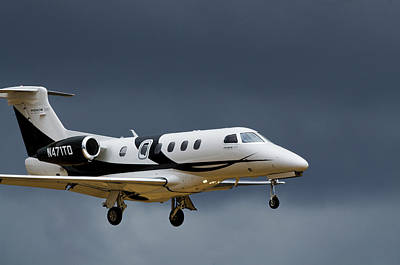 Photograph - Phenom 300 by James David Phenicie