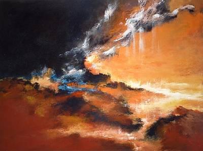 Phenomena 1 Art Print by DEVARAJ DanielFranco