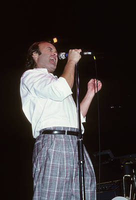 Photograph - Phil Collins by Rich Fuscia