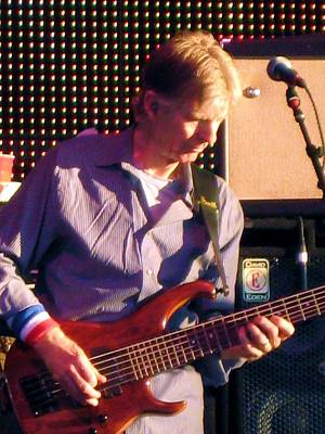 Photograph - Phil Lesh by Susan Carella