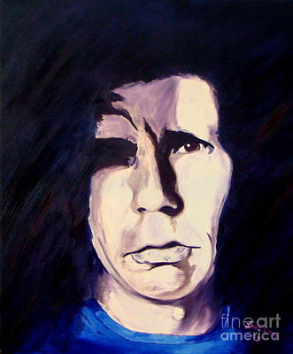 Painting - Phil by Lisa Rose Musselwhite
