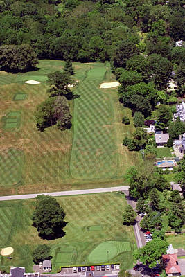 Philadelphia Cricket Club St Martins Golf Course 1st Hole 415 W Willow Grove Avenue Phila Pa 19118 Original