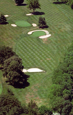 Philadelphia Cricket Club St Martins Golf Course 2nd Hole 415 W Willow Grove Ave Phila Pa 19118 Original