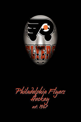 Photograph - Philadelphia Flyers Established by Joe Hamilton