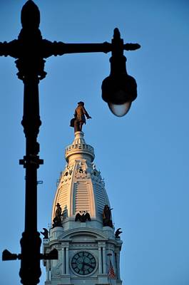 Photograph - Philadelphia Freedom by Andrew Dinh