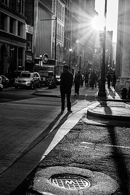 Photograph - Philadelphia Street Photography - 0943 by David Sutton