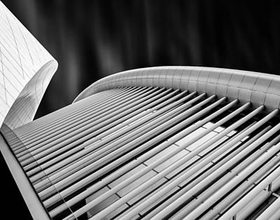 Luxembourg Photograph - Philharmonic Carrousel by Michiel Hageman