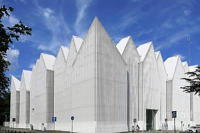 Photograph -  Philharmonic Concert Hall  by Teresa Zieba