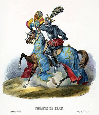 Painting - Philip I Of Castille by Granger