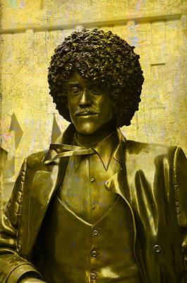 Philip Lynott Statue Art Print
