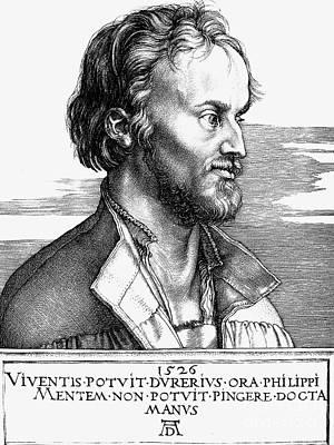 Philipp Melanchthon Art Print by Granger