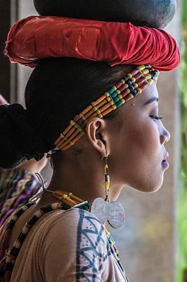 Photograph - Philippine Dancer by Judith Barath