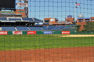 Citizens Bank Park Photograph - Phillies by Brynn Ditsche