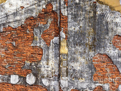 Photograph - Phnom Penh Urban Decay 03 by Rick Piper Photography