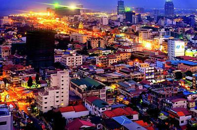 Photograph - Phnom Penh by Fabrizio Troiani